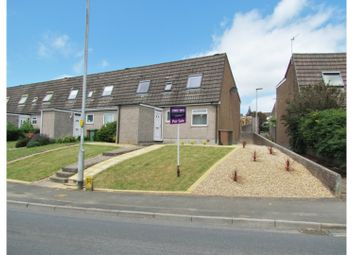 Thumbnail 2 bed end terrace house for sale in Miller Way, Plymouth