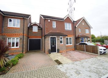 Thumbnail 4 bed link-detached house for sale in Thistlefield Close, Bexley, Kent