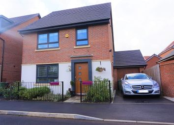 Thumbnail 4 bed detached house for sale in Nethermere Lane, Nottingham