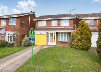 Thumbnail 4 bed detached house for sale in Reynolds Grove, Wolverhampton