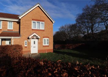 Thumbnail 2 bed semi-detached house for sale in Tiber Road, North Hykeham