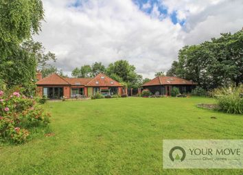 Thumbnail 5 bed bungalow for sale in Ringsfield Road, Ilketshall St. Andrew, Beccles
