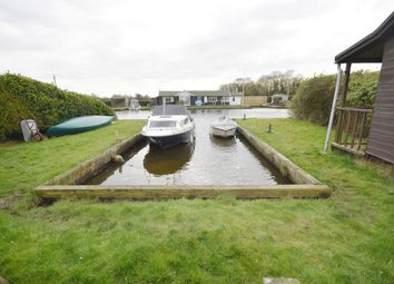 Thumbnail Land for sale in North West Riverbank, Potter Heigham