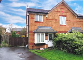 Thumbnail 2 bed property to rent in Cairngorm Drive, Sinfin, Derby