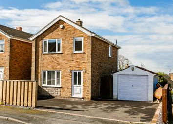 Thumbnail 3 bed detached house for sale in Green Close, Alfreton, Derbyshire