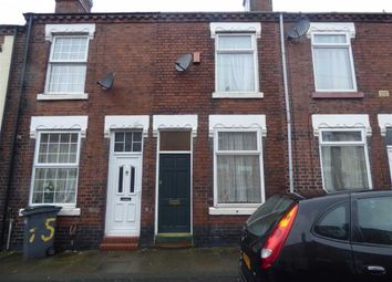 Thumbnail 2 bed terraced house to rent in Winifred Street, Hanley, Stoke-On-Trent
