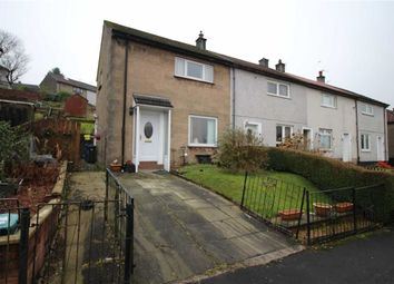 Thumbnail 2 bed end terrace house for sale in Maple Road, Greenock, Renfrewshire