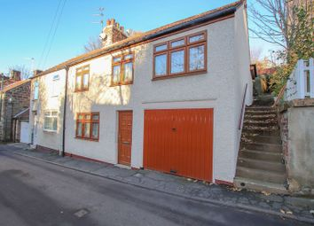 Thumbnail 3 bed semi-detached house for sale in East Crescent, Loftus, Saltburn-By-The-Sea