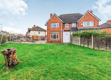 Thumbnail 3 bedroom semi-detached house for sale in Oakland Road, Walsall
