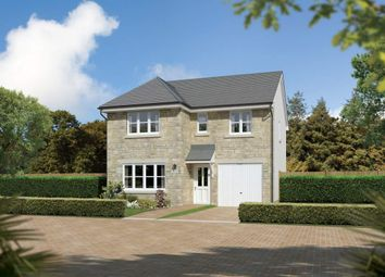 "Thumbnail 4 bed detached house for sale in ""Dukeswood"" at Lempockwells Road, Pencaitland, Tranent"
