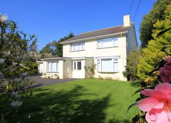 Thumbnail 4 bed detached house for sale in Polvarth Road, St. Mawes, Truro