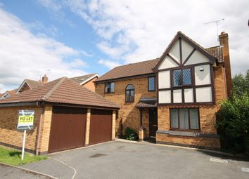 Thumbnail 6 bed detached house to rent in Stotfield Avenue, Warndon, Worcester