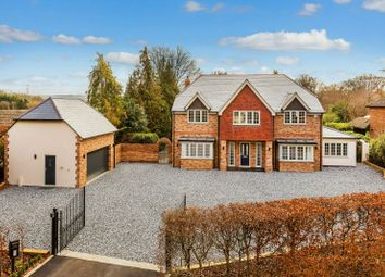 Thumbnail 5 bedroom detached house for sale in Boughton Hall Avenue, Send, Woking