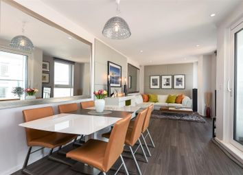 Thumbnail 2 bed flat for sale in Buckhold Road, London