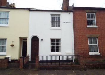 Thumbnail 2 bedroom terraced house for sale in Canton Street, Southampton