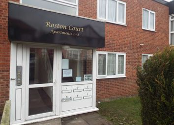 Thumbnail 2 bed flat to rent in Roston Road, Salford