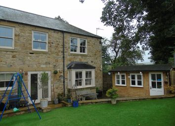 Thumbnail 4 bed terraced house for sale in St. Annes Drive, Wolsingham, Bishop Auckland
