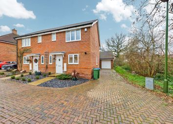 Thumbnail 3 bed semi-detached house for sale in Carter Drive, Broadbridge Heath, Horsham