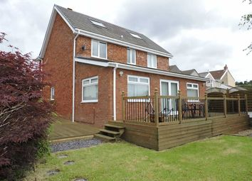 Thumbnail 3 bed detached house for sale in Twyniago, Pontarddulais, Swansea
