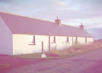 Thumbnail 3 bed detached bungalow for sale in Bronx Cottage, Scarfskerry Thurso KW148Xn