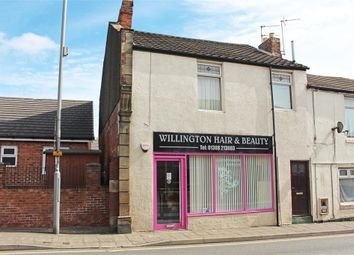 Thumbnail Commercial property for sale in Commercial Street, Willington, Crook