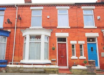 Thumbnail 3 bed terraced house for sale in Glenfield Road, Wavertree, Liverpool