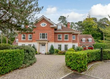 Thumbnail 6 bed detached house for sale in The Chase, Ascot, Berkshire