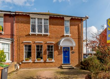Thumbnail 3 bed end terrace house for sale in Palmerston Road, London