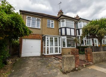 Thumbnail 5 bed end terrace house for sale in Flemming Avenue, Leigh-On-Sea