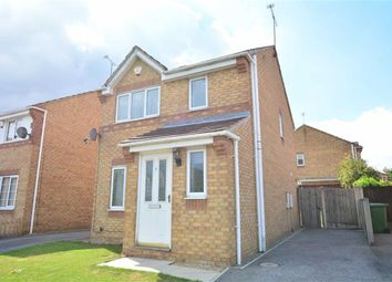 Thumbnail 3 bed detached house for sale in Wordsworth Approach, Pontefract