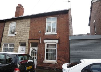 Thumbnail 2 bed terraced house for sale in Furnace Road, Normacot, Stoke-On-Trent