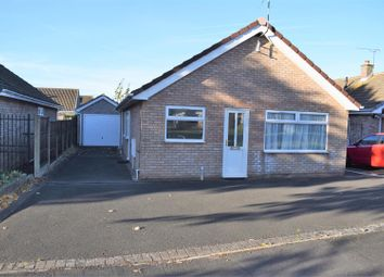 Thumbnail 3 bed detached bungalow for sale in Thirlmere Avenue, St Nicholas Park, Nuneaton