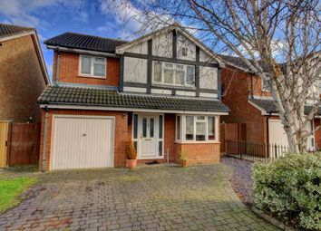 Thumbnail 4 bed detached house for sale in Alma Road, Benfleet