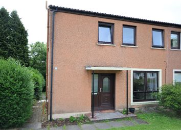 Thumbnail 3 bed semi-detached house for sale in Carrick Road, East Kilbride, South Lanarkshire