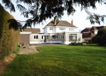 Thumbnail 3 bedroom detached house for sale in 3 Cambridge Road, Langland, Swansea