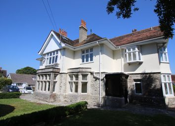 Thumbnail 2 bed maisonette for sale in Durlston Road, Swanage