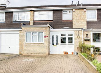 Thumbnail 3 bed terraced house for sale in Howard Close, New Southgate