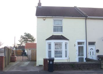 Thumbnail 3 bed end terrace house to rent in Drove Road, Weston-Super-Mare