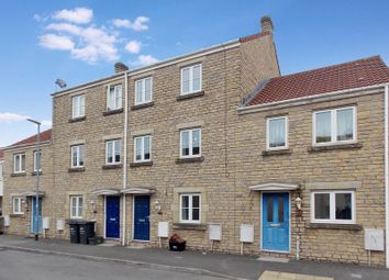 Thumbnail 3 bed terraced house for sale in Wallington Way, Frome