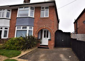 Elmes Drive, Southampton SO15. 3 bed semi-detached house for sale