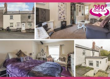 Thumbnail 1 bed terraced house for sale in St. Johns Crescent, Rogerstone, Newport