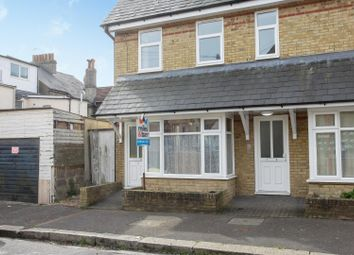 Thumbnail 1 bedroom flat for sale in Curzon Road, Dover