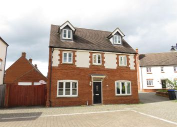 Thumbnail 6 bed detached house for sale in Conyger Road, Amesbury, Salisbury