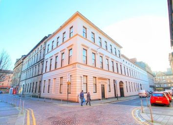 Thumbnail 1 bed flat to rent in 23 Blackfriars Street, Glasgow