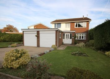 Thumbnail 5 bed detached house for sale in Walton Close, Dronfield Woodhouse, Dronfield