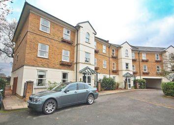 Thumbnail 2 bed flat for sale in Deerhurst Crescent, Hampton Hill, Hampton