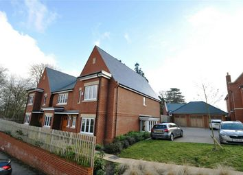 Thumbnail 3 bed end terrace house for sale in Butterwick Way, Welwyn, Hertfordshire