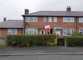 Thumbnail 2 bed terraced house to rent in Ambleside Crescent, Warrington