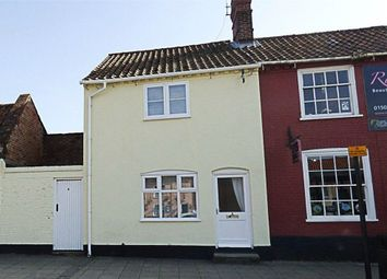 Thumbnail 2 bed end terrace house for sale in Old Market, Beccles, Suffolk