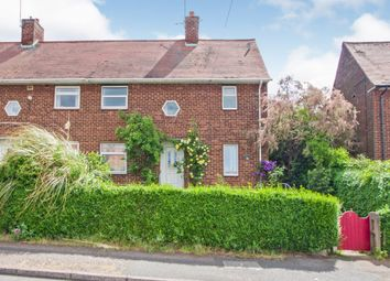 Thumbnail 3 bed semi-detached house for sale in Wilson Road, Eastwood, Nottingham
